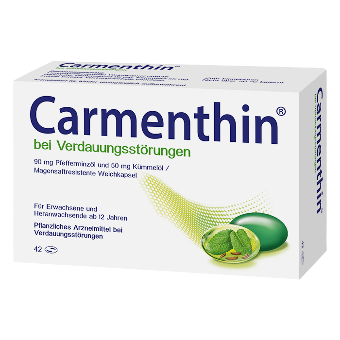 Carmenthin®  Weichkapseln 42Stück