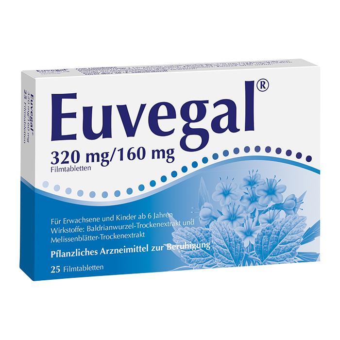 Euvegal® 320 mg/160 mg 25 Stück