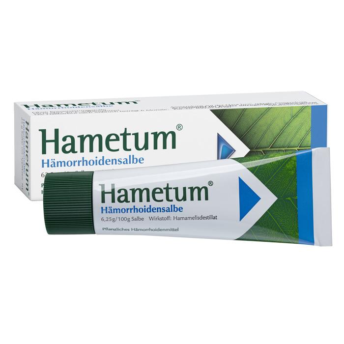 Hametum® Hämorrhoidensalbe 25 g