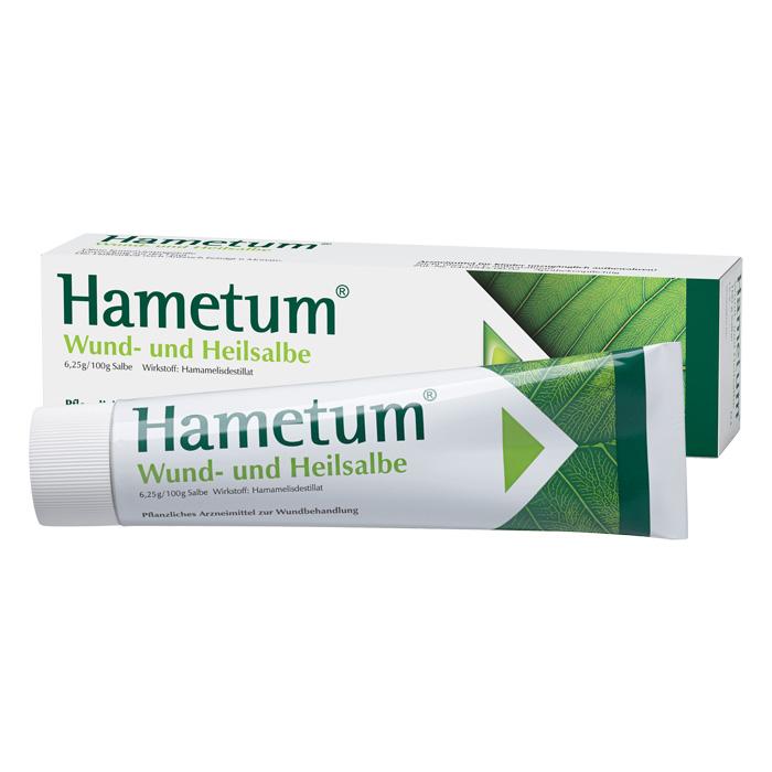 Hametum® Wund- und Heilsalbe 100g