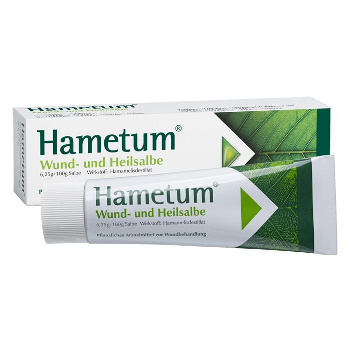 Hametum® Wund- und Heilsalbe 50 g