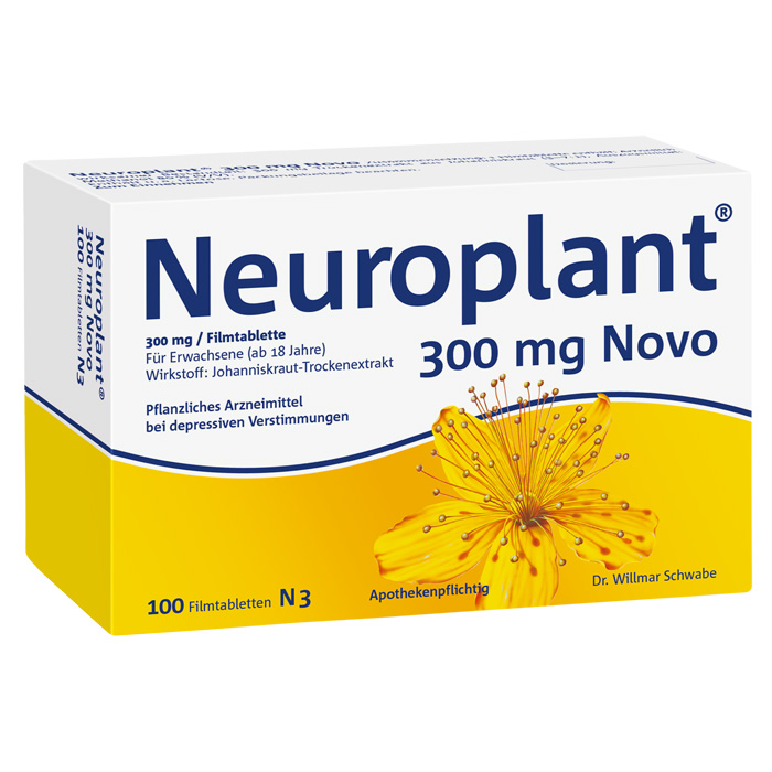 Neuroplant® 300 mg Novo Filmtabletten 100 Stück