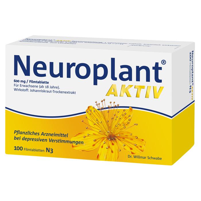 Neuroplant® Aktiv Filmtabletten 100 Stück
