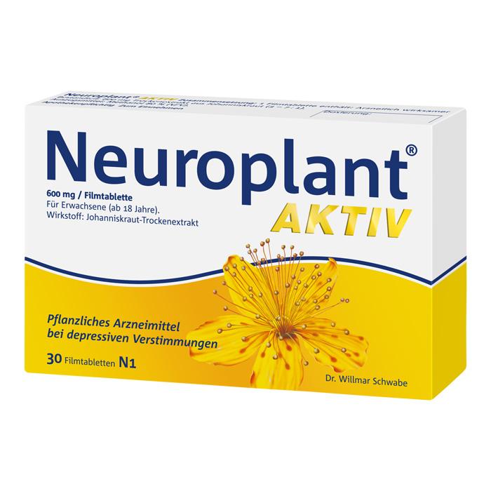 Neuroplant® Aktiv Filmtabletten 30 Stück