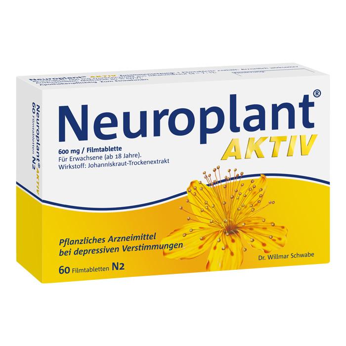 Neuroplant® Aktiv Filmtabletten 60 Stück