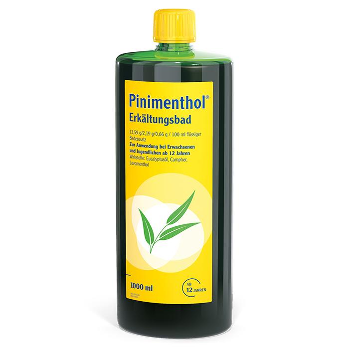 Pinimenthol® Erkältungsbad 1.000 ml