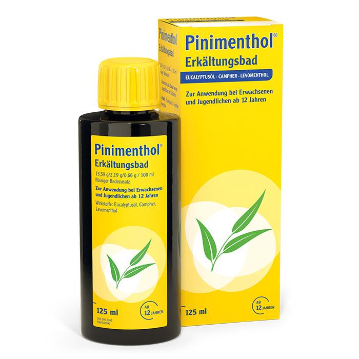 Pinimenthol® Erkältungsbad 125 ml
