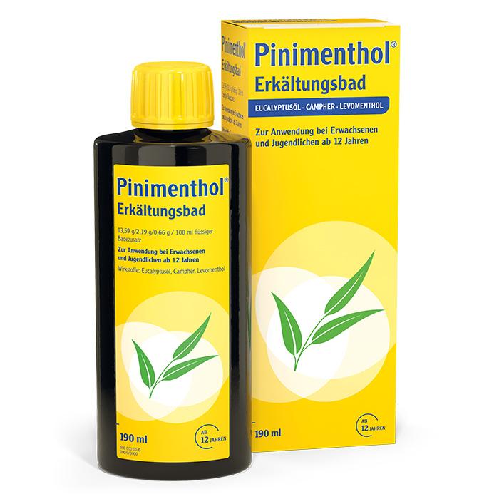 Pinimenthol® Erkältungsbad 190 ml