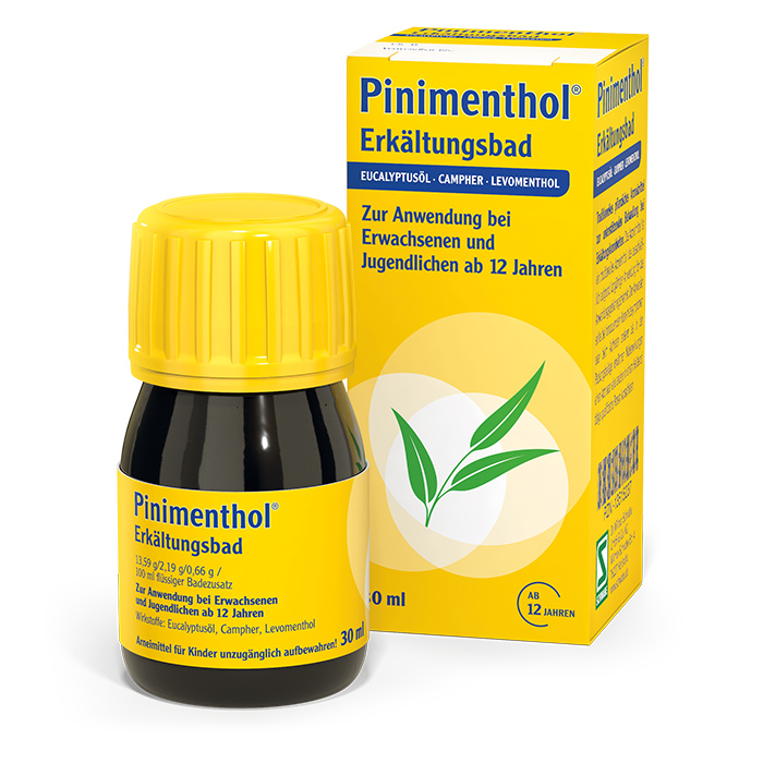 Pinimenthol® Erkältungsbad 30 ml