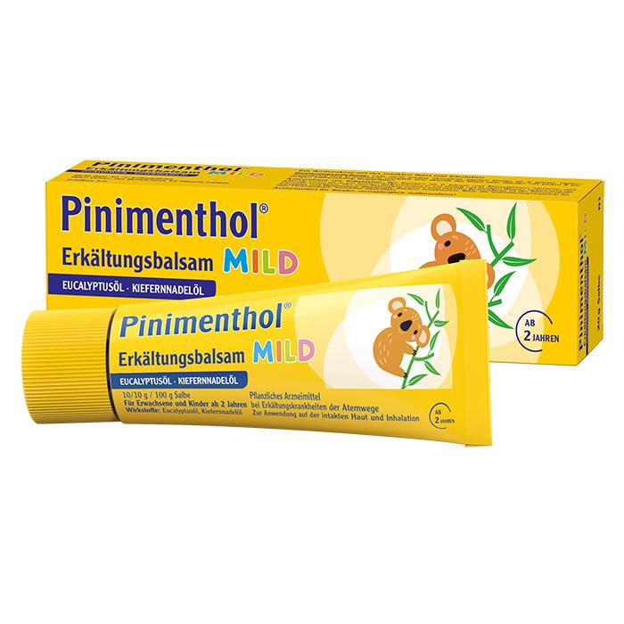 Pinimenthol® Erkältungsbalsam mild 20 g