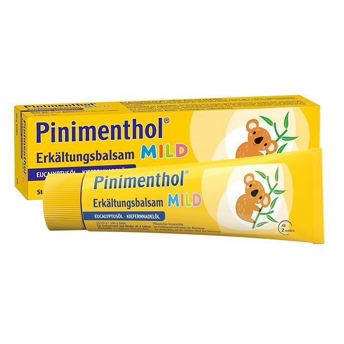 Pinimenthol® Erkältungsbalsam mild 50 g