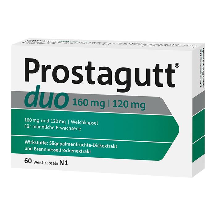 Prostagutt® duo 160 mg / 120 mg Weichkapseln 60 Stück