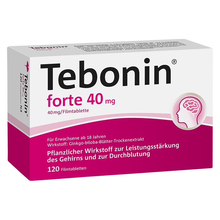 Tebonin® forte 40 mg Filmtabletten 120 Stück