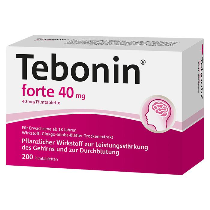 Tebonin® forte 40 mg Filmtabletten 200 Stück