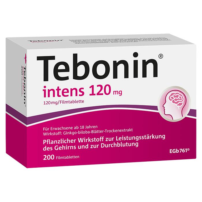 Tebonin® intens 120 mg Filmtabletten 200 Stück