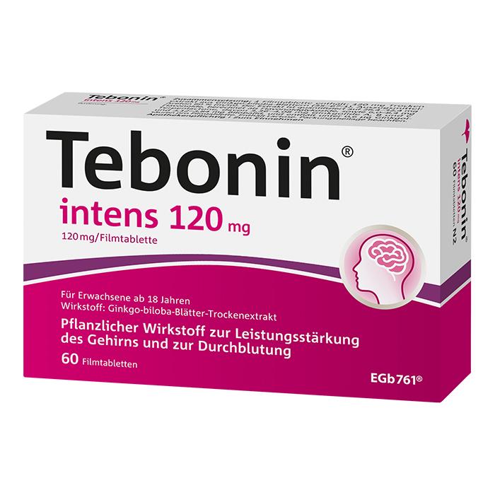 Tebonin® intens 120 mg Filmtabletten 60 Stück