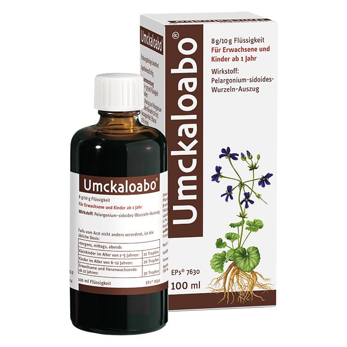 Umckaloabo® Tropfen 100 ml